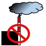 Stoppt das Kraftwerk Logo